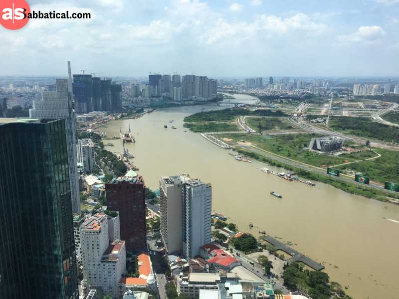 Coworking has risen in trend in Ho Chi Minh City, the bustling metropolis of Vietnam.