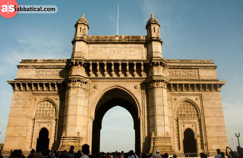 There are several ways on how to reach the Gateway of India.