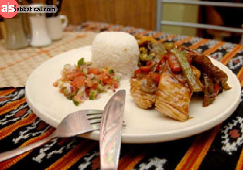 Ikan Sabuko is a popular seafood dish found in Timor Leste.