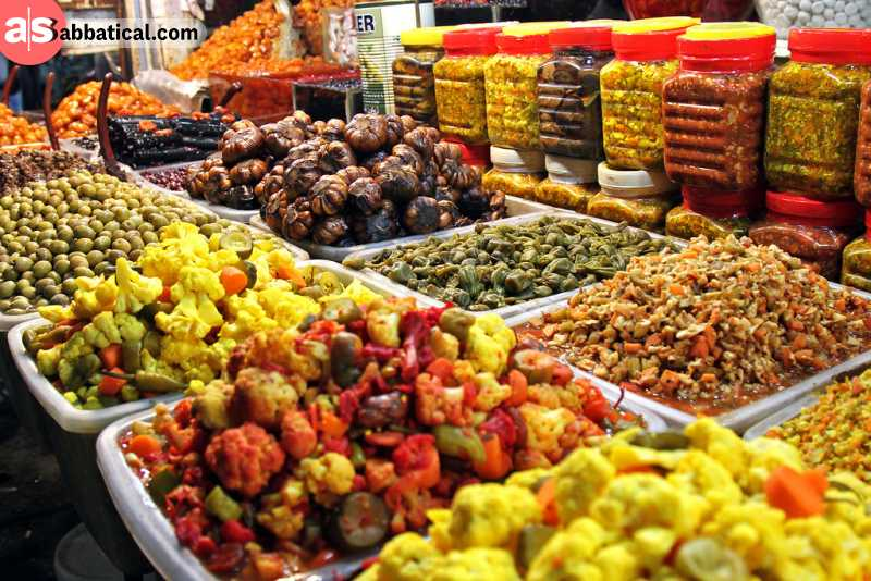 Cuisine of Iran is a delicate experience for the tastes!
