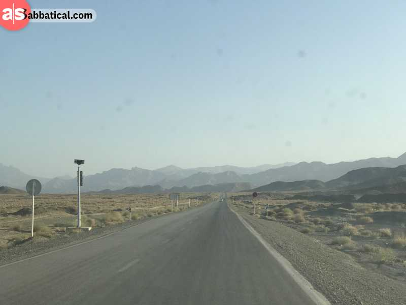 Traversing the roads of Iran has become attractive to many, based on the low fuel costs and a rich road network.