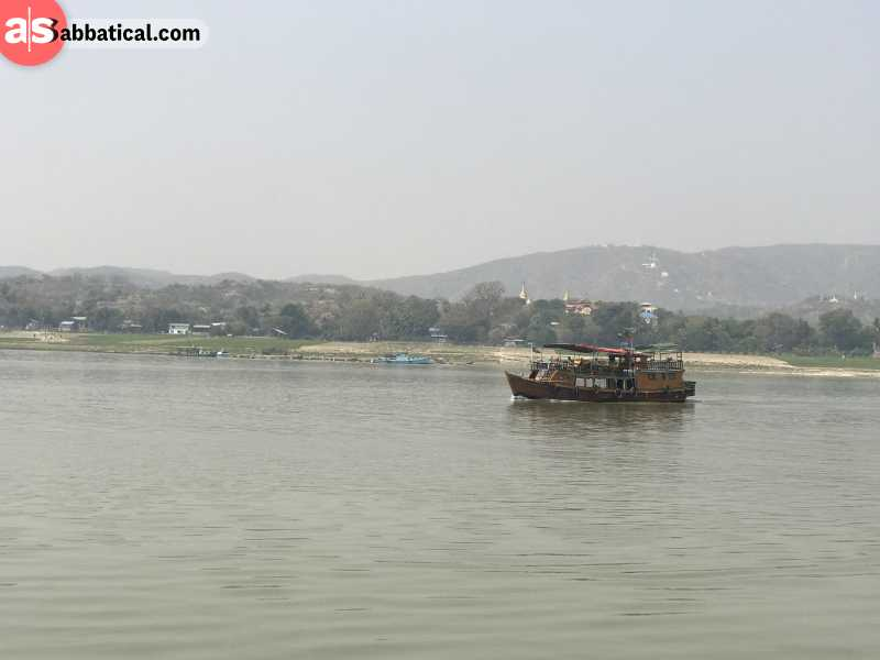 Why not jump on an authentic Irrawaddy River cruise and lower your eco footprint?