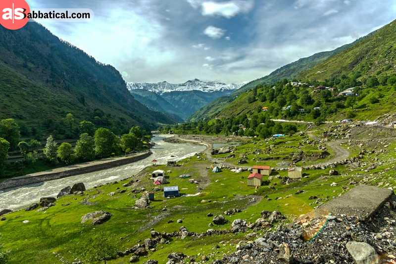 Kaghan Valley is simply amazing.