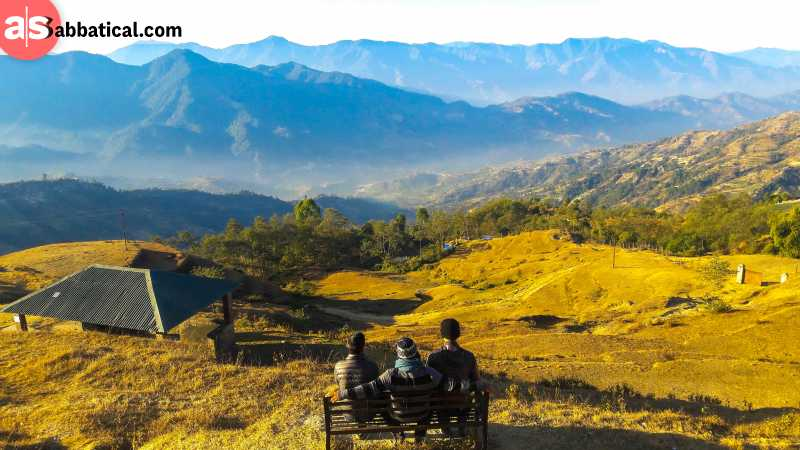 Kakani is most definitely the best picnic spot around Kathmandu.