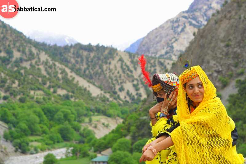 Kalash Tribe has three festivals that they celebrate - Chilam Joshi, Uchau and Chaumos.