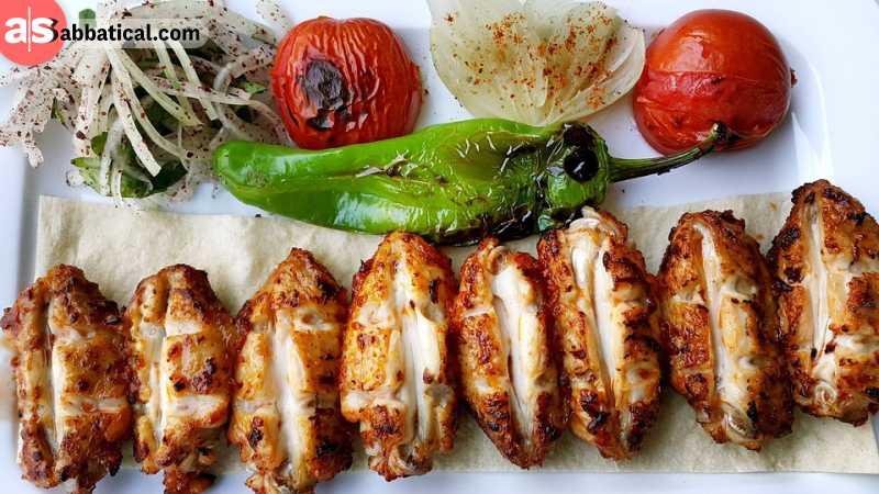Kebab is love. Kebab is life.