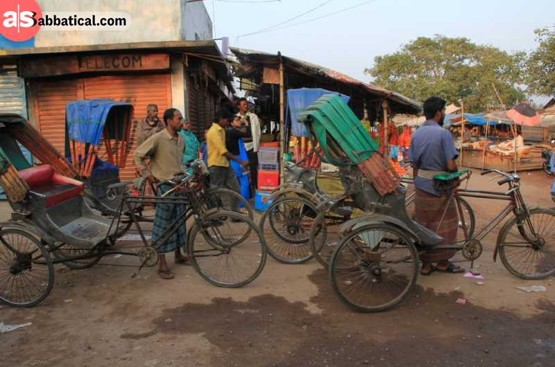 Streets of Khulna