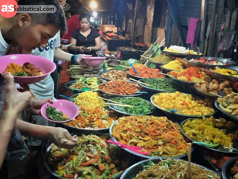 Lao cuisine is diverse, and delicious! Also, it influenced a lot of Thai food culture!