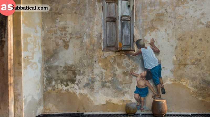 Street Art at Lhong1919