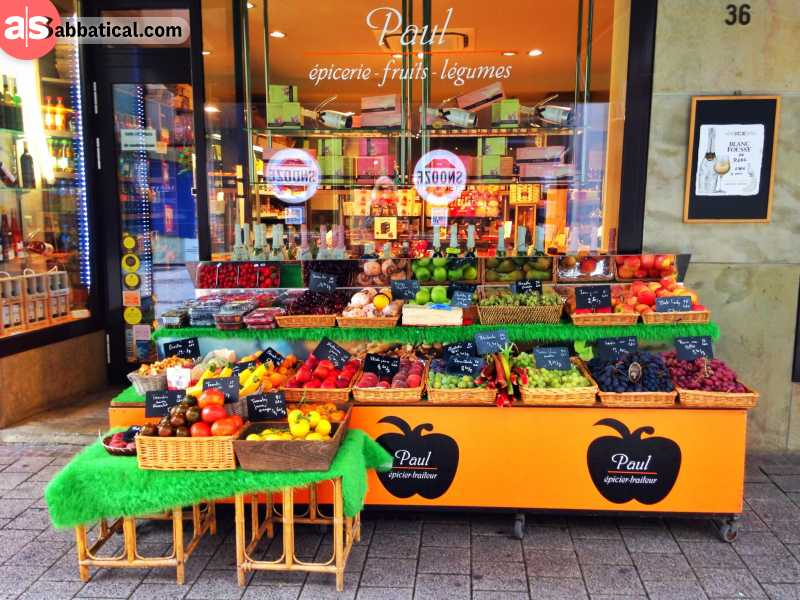 Luxembourg city is filled with amazing street food and its known as a cultural hub of the country.