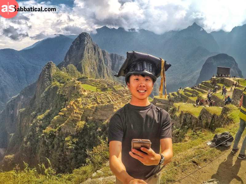 Owen started his solo adventure in South America, and that was the breaking point of starting his digital nomad career.