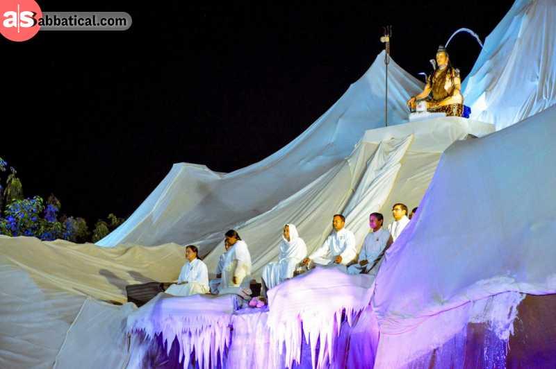 Mahashivratri is a celebration dedicated to Lord Shiva.
