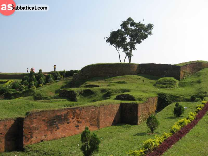 Bogra is one of the oldest cities in Bangladesh, and is home to ruins of an even older city, Mahasthangarh.
