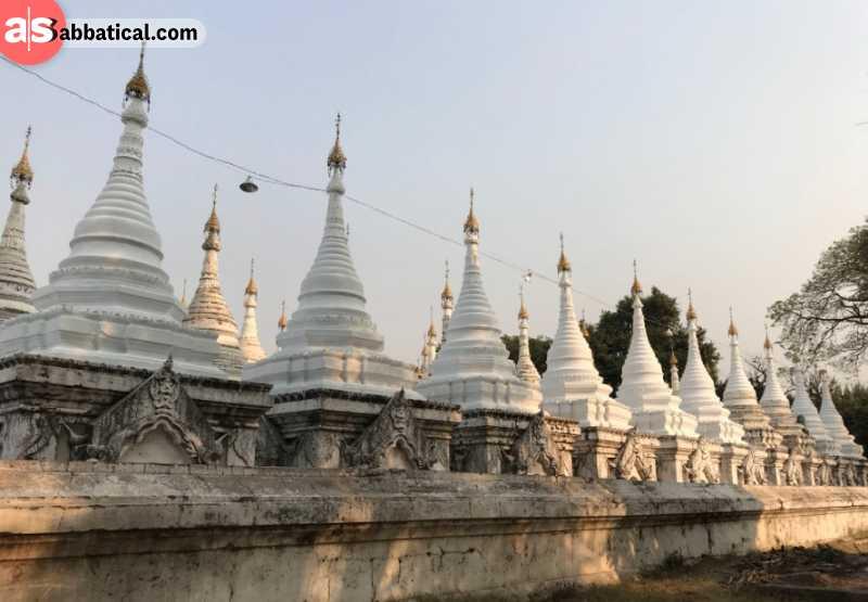 Temple in Mandalay