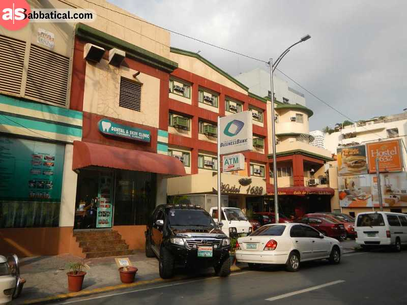 There are a lot of Manila hostels around that cater to all kinds of travelers, from budget to luxury.