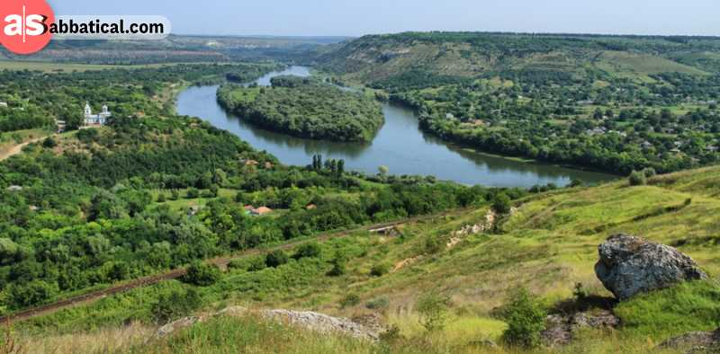 Codru Natural Reservation is a true natural wonder of Moldova.