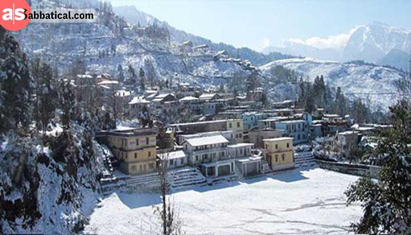 Munsiyari-Uttarakhand