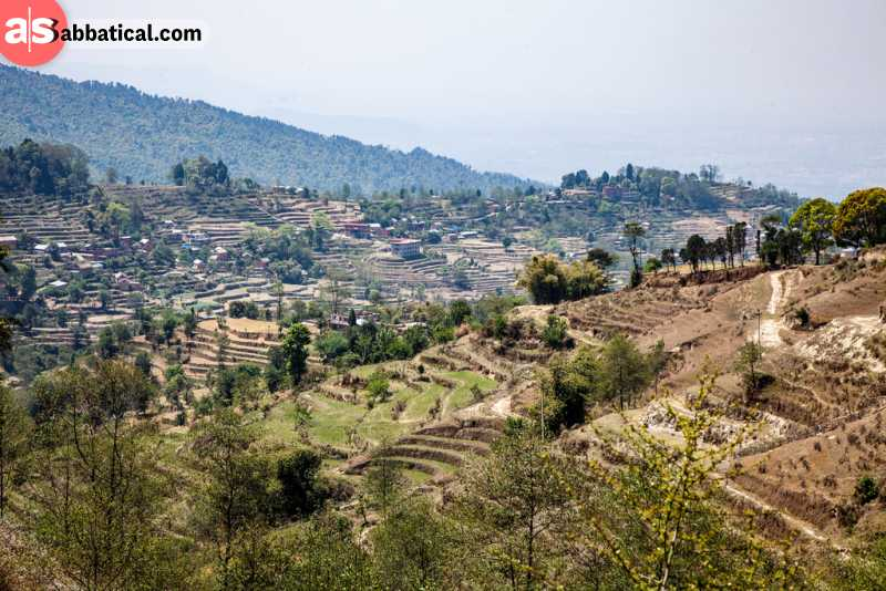 Nagarkot is a nature-bound village that is ideal for some relaxation time!