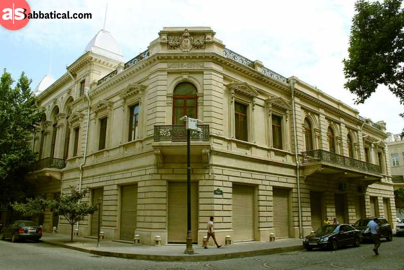 National Museum of History will teach you everything you need to know about history of Azerbaijan.