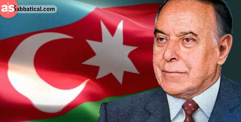 National Salvation Day is dedicated to Heydar Aliyev.