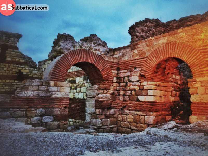 Nesebar, an ancient city and a UNESCO heritage site, was once called the pearl of the Black Sea.