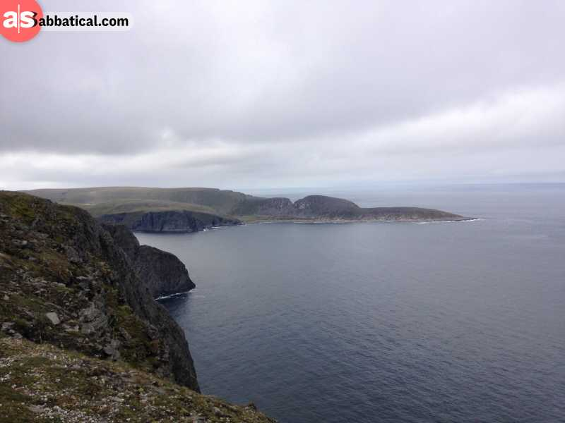North Cape will provide you with amazing views