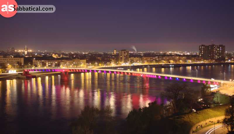 Novi Sad has become Serbia's culture capital, and its nightlife is thriving on that reputation.