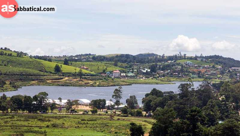 Nuwara Eliya is a paradise for nature lovers.