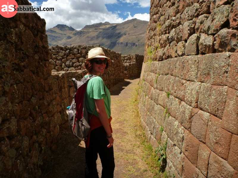 Peru is one of the places Nora might call her home.
