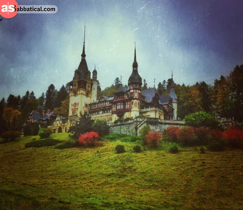 Top Places To Visit Romania
