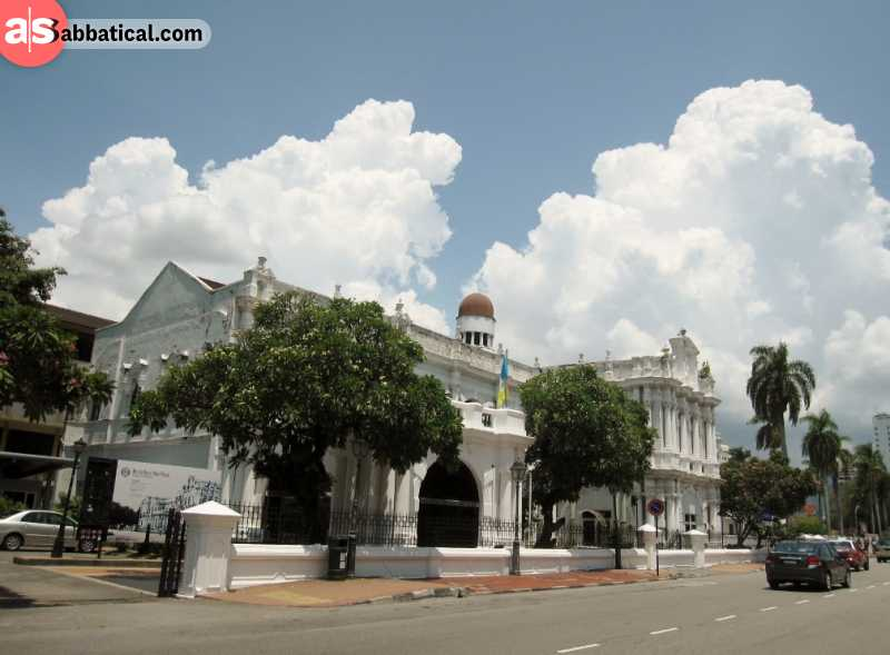 Penang State Museum is the ideal place to learn about history of George Town.