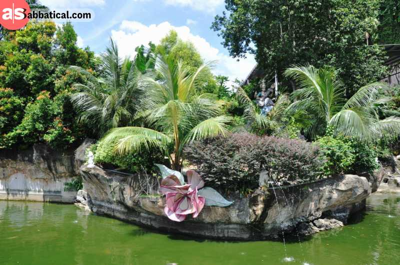 Perdana Botanical Gardens is a perfect place to enjoy in some pure nature, away from the hectic city centre.