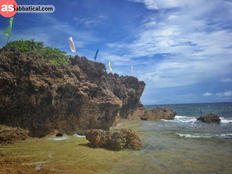 The Philippines are filled with many seaside cliffs and other awe-inspiring destinations.