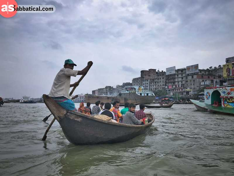 What are the best places to visit in Bangladesh?