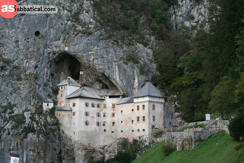 Postojna castle