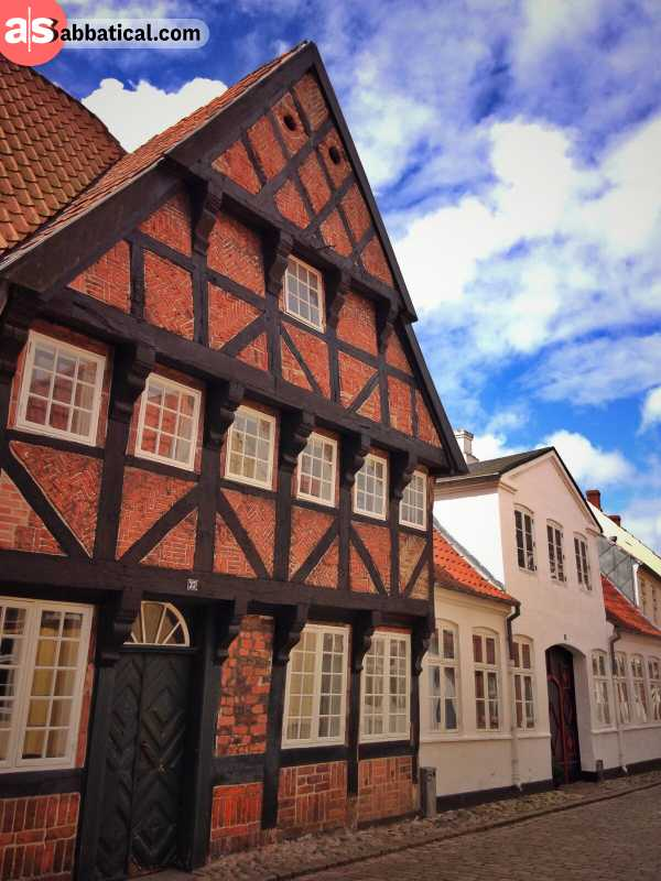 Ribe is the oldest city in Denmark