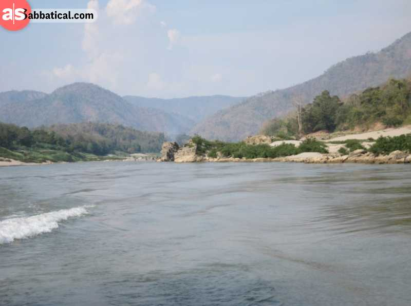 Salween river cruise