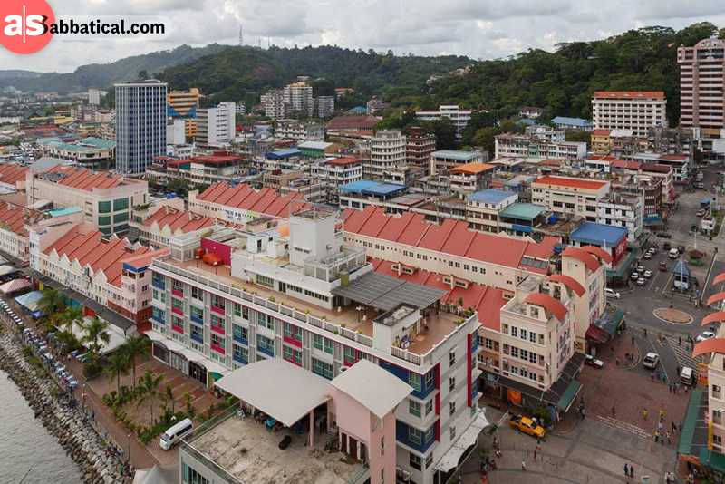 Tourism in Sandakan is developed, so there is always something exciting waiting around the corner.
