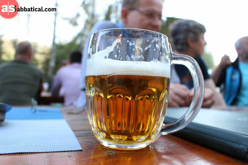 Slovak beer is known to be one of the most delicious in all of Europe!