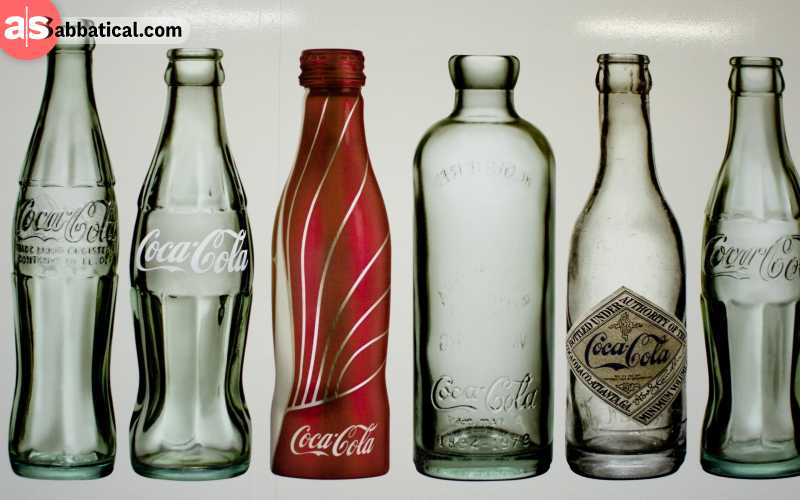 Coca Cola is an important player in soda drink history.