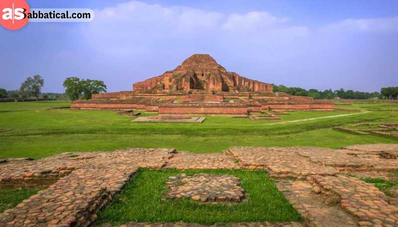 Sompur Mahavihara temple complex