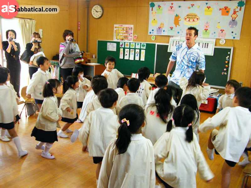 One of the facts of the South Korean education system is that the parents take a huge role in educating and motivating their children.