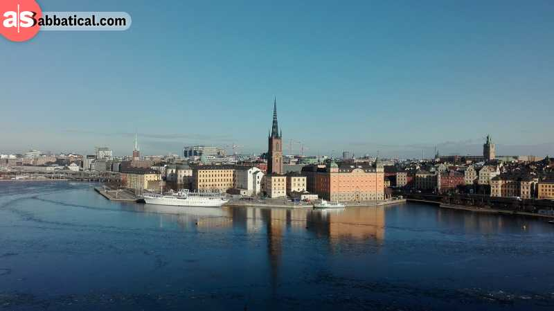 Stockholm radiates with a warm, hospitable atmosphere that makes it an immensely friendly destination to get some work done.