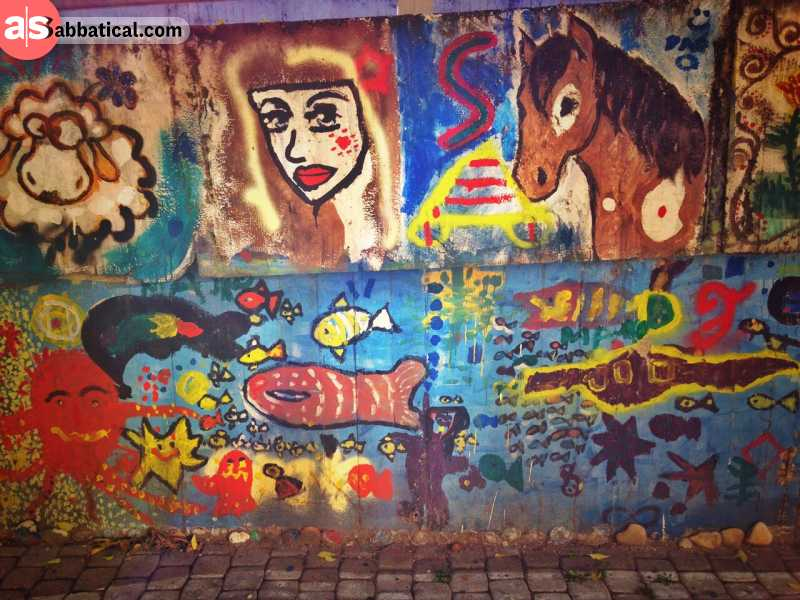 The creativity of the street art scene in Bratislava really is blossoming, as it is supported by the local people and the government.