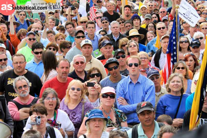 The Tea Party Movement in America is a result of Koch intervention in the educational institutions and scientific debates on climate change.