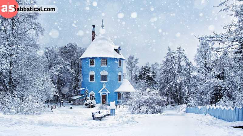 Travel Finland