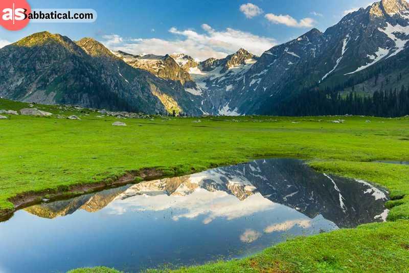 Pakistan is amazing for trekking!