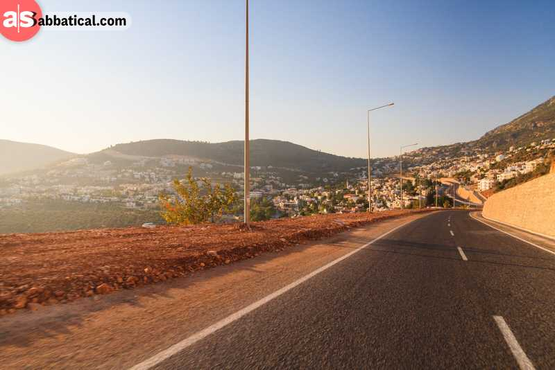 Traveling the roads of Turkey is an engrossing experience, but there are alternatives.