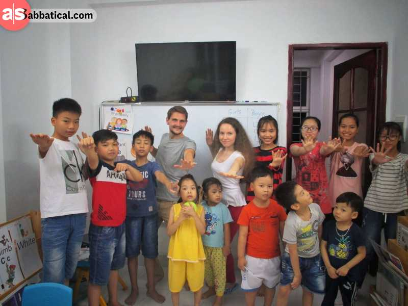 Vietnam is renowned for its hospitality and friendly people with genuine smiles.