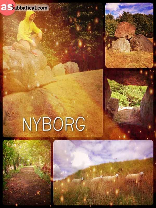 Nyborg Tombs -